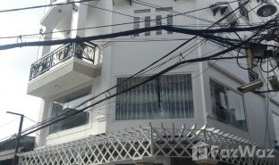 4 Bedrooms Townhouse for sale in Ward 8, Ho Chi Minh City