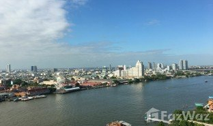 недвижимость, 1 спальня на продажу в Bang Lamphu Lang, Бангкок Supalai River Place