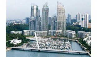 2 Bedrooms Apartment for sale in Maritime square, Central Region Keppel Bay View