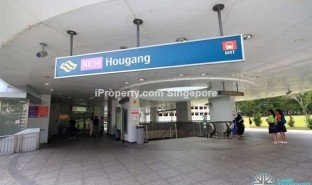 North-East Region Hougang central HOUGANG AVENUE 5 1 卧室 房产 售