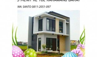 3 Bedrooms Property for sale in Telukjambe, West Jawa