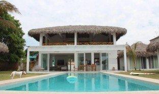 9 Habitaciones Casa en venta en Manglaralto, Santa Elena