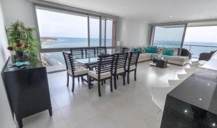 2 Habitaciones Propiedad e Inmueble en venta en Manta, Manabi **VIDEO** Stunning furnished beachfront 2/2 in brand new building!