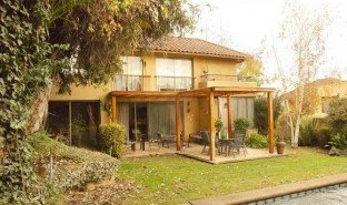4 Bedrooms Property for sale in San Jode De Maipo, Santiago La Reina