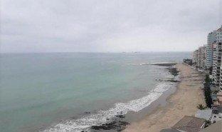2 Habitaciones Propiedad e Inmueble en venta en Salinas, Santa Elena SE ALQUILA ELEGANTE DEPARTAMENTO CON: Oceanfront Apartment For Rent in San Lorenzo - Salinas