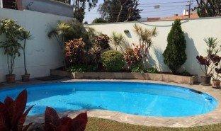 4 Habitaciones Propiedad e Inmueble en venta en La Molina, Lima