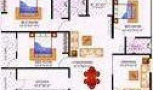 3 Bedrooms Property for sale in n.a. ( 1728), Telangana kondapur
