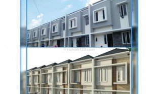 3 Bedrooms Property for sale in Pamulang, Banten