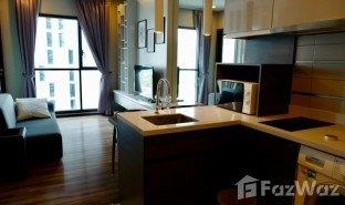 曼谷 Phra Khanong Wyne Sukhumvit 1 卧室 房产 售