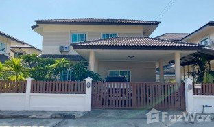 4 Schlafzimmern Immobilie zu verkaufen in Nong Chom, Chiang Mai Cattleya Village