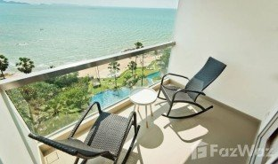 1 Bedroom Condo for sale in Na Kluea, Pattaya The Palm Wongamat