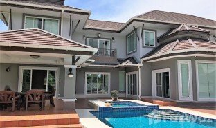 4 Bedrooms Property for sale in Cha-Am, Phetchaburi Palm Hills Golf Club and Residence