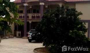 6 Bedrooms House for sale in , Ashanti