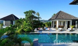 4 Bedrooms Property for sale in Choeng Thale, Phuket The Residences Overlooking Layan