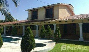 6 Habitaciones Propiedad e Inmueble en venta en , Morelos