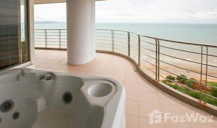 芭提雅 Na Chom Thian La Royale Beach 3 卧室 公寓 售