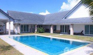 3 Bedrooms Property for sale in Bang Lamung, Pattaya Premium Villa Takiantia