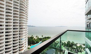 1 Bedroom Condo for sale in Na Kluea, Pattaya Wongamat Tower