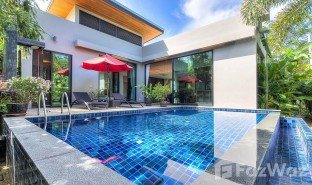 3 Bedrooms Villa for sale in Rawai, Phuket Nai Harn Baan Bua
