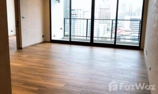 曼谷 Khlong Toei Nuea The Lofts Asoke 2 卧室 房产 售