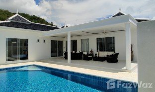 3 Schlafzimmern Immobilie zu verkaufen in Nong Kae, Hua Hin Falcon Hill Luxury Pool Villas