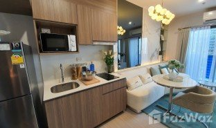 1 Bedroom Property for sale in Bang Wa, Bangkok The Parkland Phetkasem 56