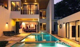 недвижимость, 5 спальни на продажу в Rawai, Пхукет Eva Beach