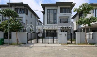 4 Bedrooms Villa for sale in Boeng Keng Kang Ti Bei, Phnom Penh