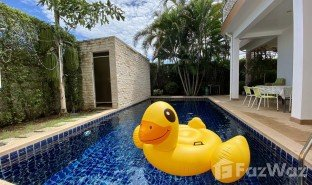 4 Bedrooms Villa for sale in Na Chom Thian, Pattaya Mountain Village 1