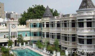3 Schlafzimmern Reihenhaus zu verkaufen in Khlong Toei Nuea, Bangkok Moo Baan Chicha Castle