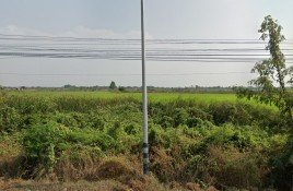 N/A Property for sale in Khok Kho Thao, Suphan Buri Land for long-term rent or sale (large road frontage)