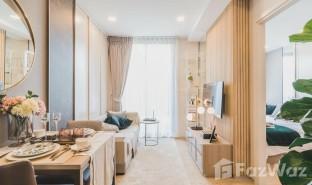 недвижимость, 1 спальня на продажу в Phra Khanong Nuea, Бангкок The Nest Sukhumvit 71
