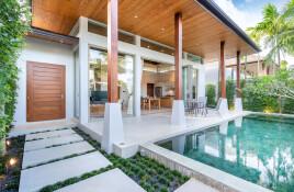 3 Bedrooms Property for sale in Choeng Thale, Phuket Anchan Villas II & III