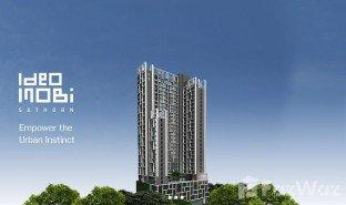 1 Bedroom Property for sale in Bang Lamphu Lang, Bangkok Ideo Mobi Sathorn