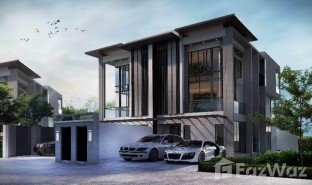 3 Bedrooms House for sale in Lat Phrao, Bangkok THE WINGS - NAKNIWAT18