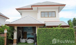 3 ห้องนอน วิลล่า ขาย ใน ห้วยใหญ่, พัทยา Baan Dusit Pattaya Park