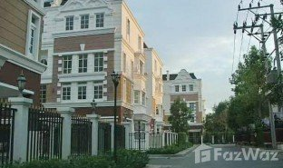 3 Bedrooms Townhouse for sale in Bang Chak, Bangkok Plus City Park Srinagarindra-Suanluang