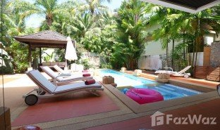 5 Bedrooms Property for sale in Choeng Thale, Phuket Chom Tawan Villa