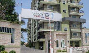 芭提雅 农保诚 Porch Land 2 1 卧室 顶层公寓 售