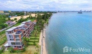 芭提雅 邦拉蒙 Sandbox Beachfront Villa 3 卧室 房产 售