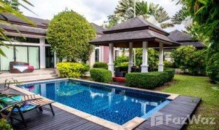 3 Bedrooms Property for sale in Choeng Thale, Phuket Tanode Villas 3