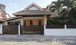 3 Schlafzimmern Villa zu verkaufen in Bang Sare, Pattaya Dhewee Park Village