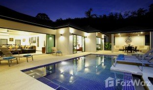 4 Bedrooms Villa for sale in Rawai, Phuket