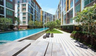 1 Bedroom Property for sale in Saen Suk, Pattaya Dcondo Campus Resort Bangsaen