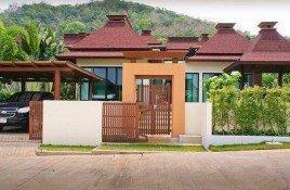 3 Bedrooms Property for sale in Pak Nam Pran, Hua Hin Panorama Pool Villas