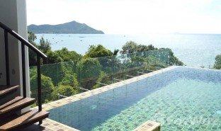 芭提雅 Na Chom Thian De Amber Condo 2 卧室 顶层公寓 售