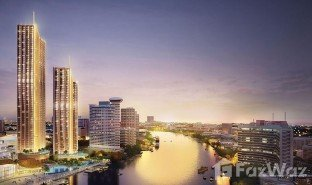 1 Bedroom Property for sale in Khlong Ton Sai, Bangkok Magnolias Waterfront Residences