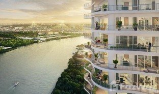 2 chambres Condominium a vendre à Chong Nonsi, Bangkok Supalai Riva Grande
