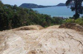 N/A ที่ดิน ขาย ใน ป่าตอง, ภูเก็ต Kalim Land For Sale Sea View