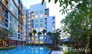 1 Bedroom Property for sale in Bang Khlo, Bangkok The Key Sathorn-Charoenraj